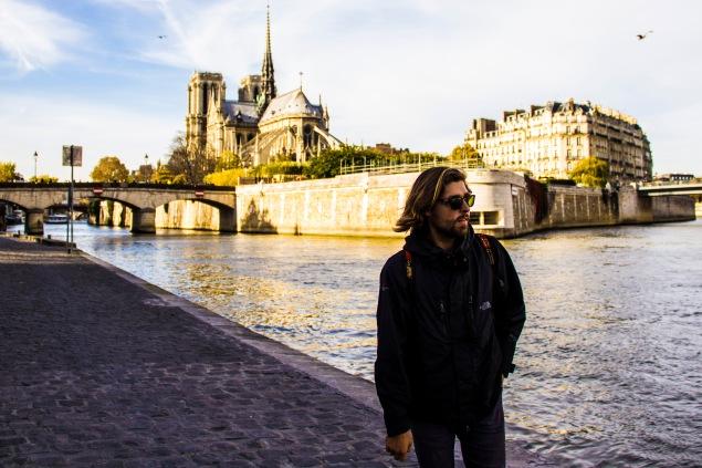 Notre Dame Cathedral, Paris