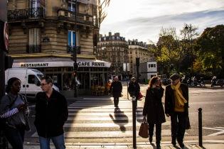 Paris streets, France