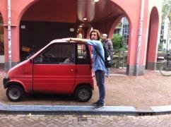Waaijenberg micro car, Netherlands