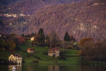 Lake Orta, Italy