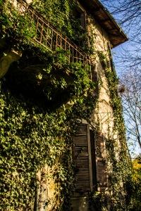 Abandoned Villa, Lake Orta, Italy