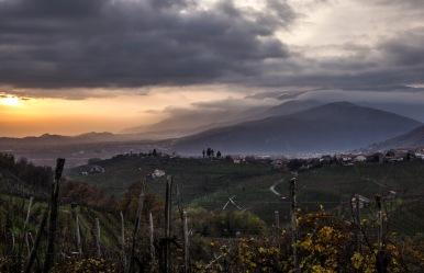 Valdobbiadene, Vittorio Veneto, Italy