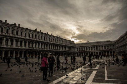 Piazza San Marco II.