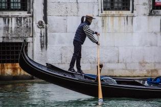 Gondola man.
