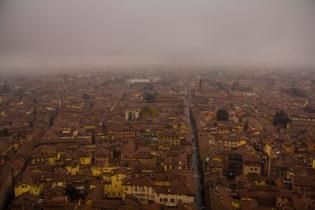 Bologna city, Italy