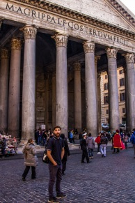 The Pantheon, Rome, Italy