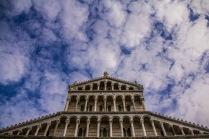 Pisa Cathedral façade, Pisa