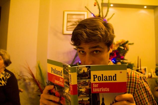 Poland for Tourists.