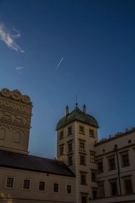 The Ducal Castle, Szczecin, Poland.
