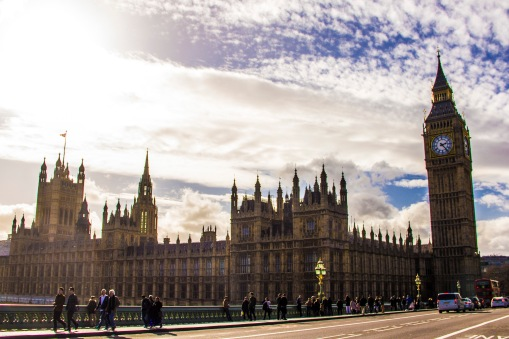 Palace of Westminister, London, UK