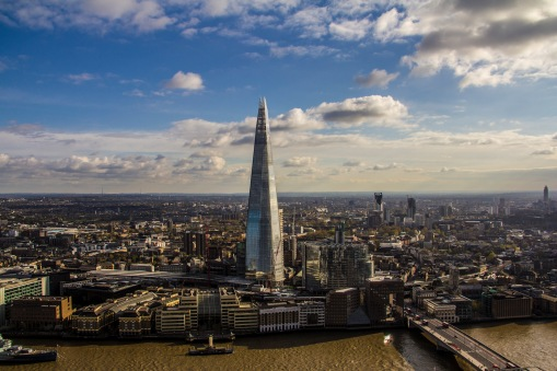 Shard of Glass, London