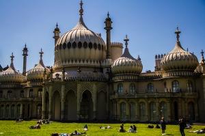 The Royal Pavilion, Brighton, UK