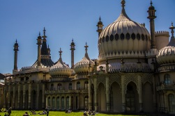 The Royal Pavilion, Brighton, UK