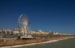 Brighton Boardwalk, UK