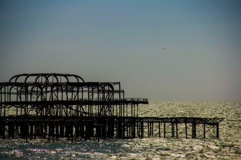 West Pier, Brighton, UK