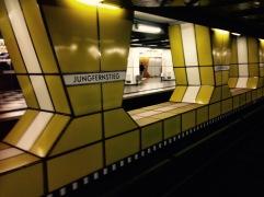 Jungfernstieg station, Hamburg