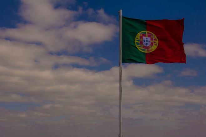 Portuguese flag, Lisbon