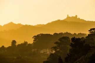 Sintra mounains, Portugal