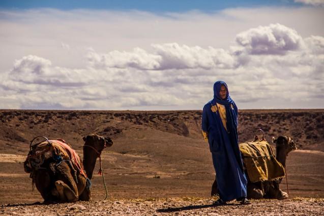 Berber Hamlets, Morocco