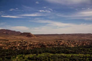 Ziz Valley, Morocco