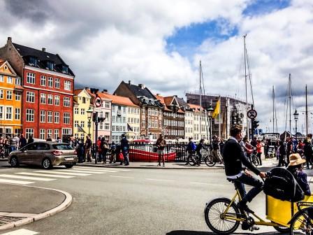 Copenhagen. Denmark