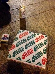 Post Puppy Pizza.