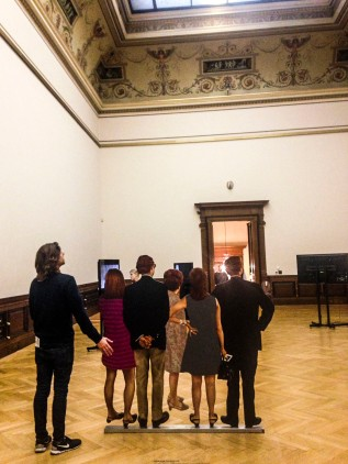 Galerie Rudolfinum.