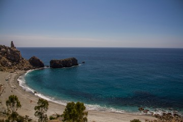 Playa La Rijana.