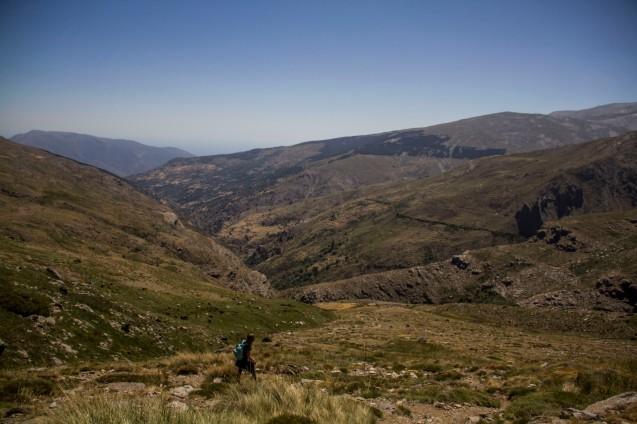 La Alpujarras, Andalusia.