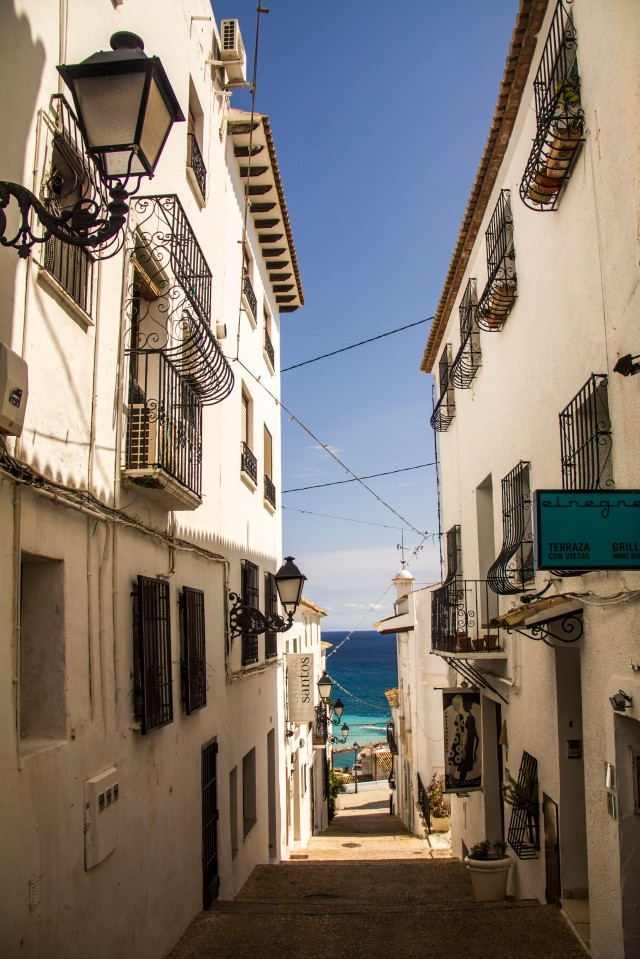 Altea, Costa Blanca