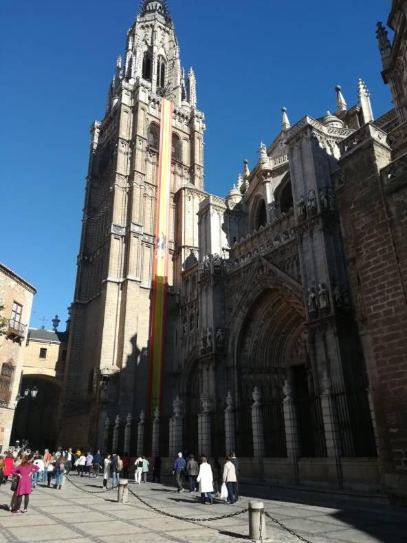 Santa Iglesia Catedral Primada de Toledo.
